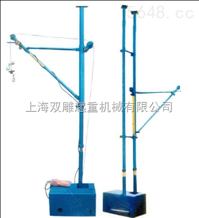 龙门吊搅拌机控制箱接线图