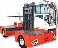 法国(AMLIFT)2吨内燃侧面叉车