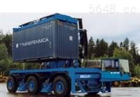 芬兰(Oy Meclift)ML5016SR内燃侧面叉车