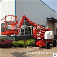 17米移動式高空作業平臺、曲臂式升降平臺