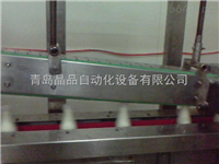 全自动直线式压盖机