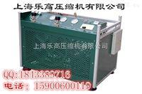 供應壓縮空氣充填泵