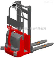 无反光板激光导航叉车AGV机器人